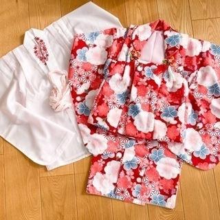 【10月末まで】七五三用 子ども用着物
