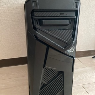 ゲーミングマシン ASUS GL12CP GTX1060換装