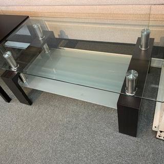MJ 325 ガラスセンターテーブル