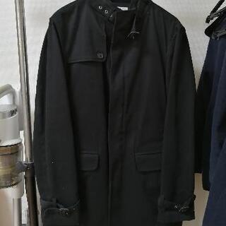 コート メンズM ブラック