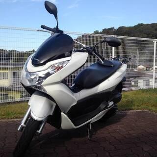 【ネット決済】ホンダ・PCX125 機関良好・自賠責付き タイヤ...