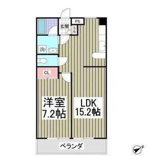 💖初期費用0円対応可能💖高崎線「上尾」駅徒歩19分🌟1LDK🎵管...