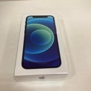 iPhone12 mini 64GB ブルー simロック…