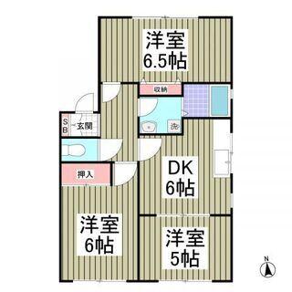 💖初期費用0円対応可能💖高崎線「熊谷」駅徒歩33分🌟最上階・3D...