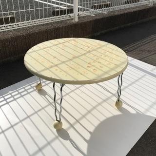 丸テーブル 60×33