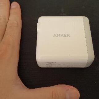 USB用ACアダプター(Type-A✕4)