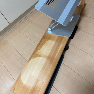 木製デスクボード