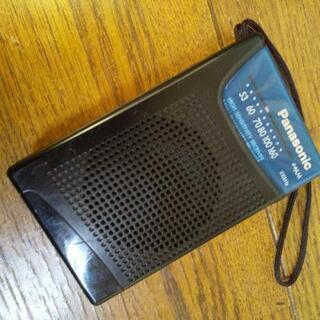 Panasonicパナソニック ラジオ