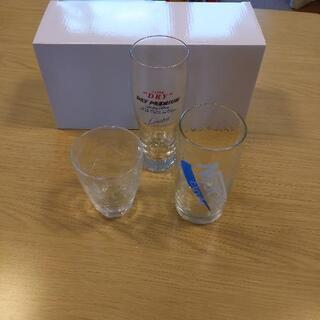 グラス 3個