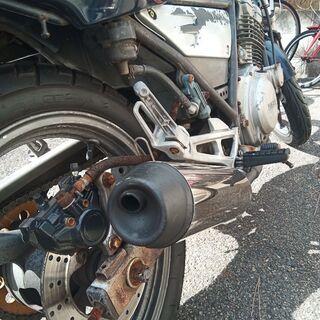 バイク ヤマハ SRX250 3WP