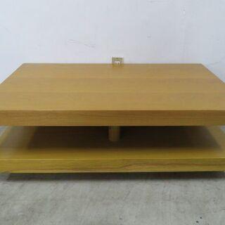 取引場所 南観音 A 2110-407 木製テーブル 収納 セン...