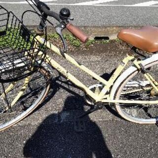 自転車 26インチ