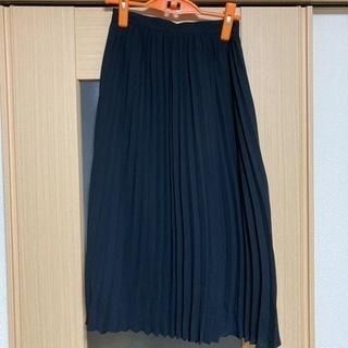 GU プリーツスカート