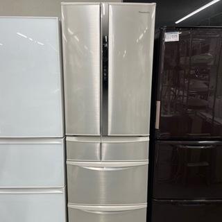 6ドア冷蔵庫(426L) パナソニック 中古品