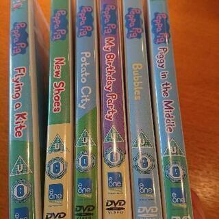 peppa pig DVD