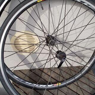 ロードバイク用タイヤホイールセット