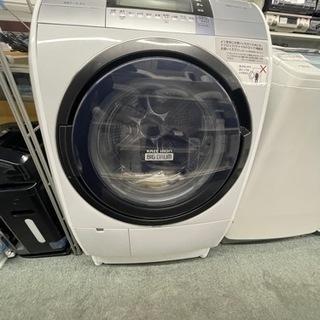 ドラム式洗濯機 (11/6K) 日立 中古品