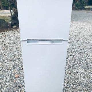 ③✨2020年製✨1553番 A-Stage✨2ドア冷凍冷蔵庫✨...
