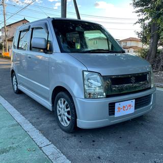 総額10.8万円 スズキワゴンR 車検2年付き 乗り出し総…