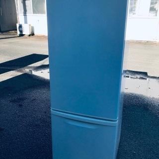 ♦️EJ1821番Panasonicノンフロン冷凍冷蔵庫【20...