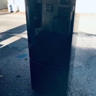 ♦️EJ1822番 三菱ノンフロン冷凍冷蔵庫 【2015年製】