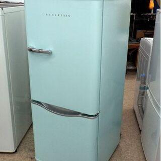 150L 冷蔵庫 DAEWOO 2ドア レトロスタイル  201...