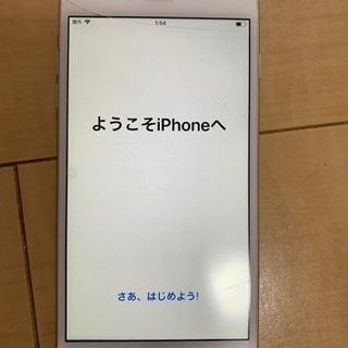 【ネット決済・配送可】iPhone6plus 64GB silver