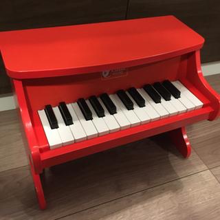 クラシック ワールド アップライト ミニピアノ 25鍵盤