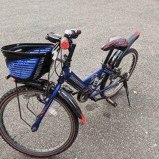 🚲🚲BRIDGESTONE EX 22インチ子供用自転車 …