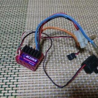 ラジコン用ブラシモーターアンプ ラジドリ用