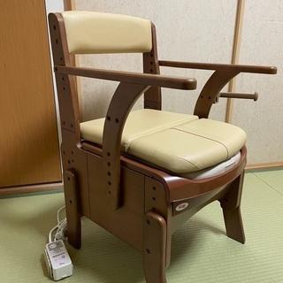 アロン化成製 介護用便座 安寿 家具調トイレセレクトRコン…