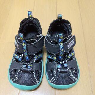 14cm イフミー ブリーズ 子供靴 シューズ