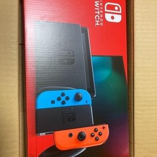 Nintendo switch 未使用・未開封