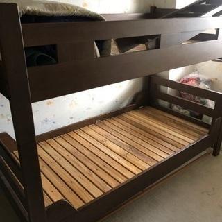 引き取り限定 二段ベッド