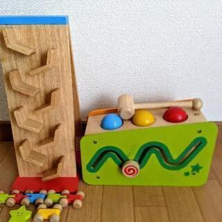 🔔木製おもちゃ まとめ売り 知育玩具 ベビーおもちゃ 木のおもちゃ