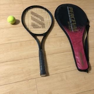 【ネット決済】テニス用具3点セット🎾ラケット入れとテニスボールは...