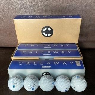 【ネット決済・配送可】新品・未使用 キャロウェイ ゴルフボール 20個