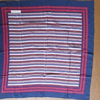 ◆イヴサンローランのスカーフ 約75×75◆