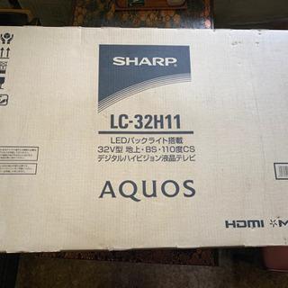 SHARP LED AQUOS H H11 LC-32H11