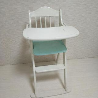 ベビー椅子です。