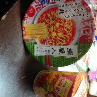 【ネット決済】カップラーメン トマト味