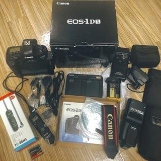 【ネット決済・配送可】Canon EOS-1D X (+約15万...