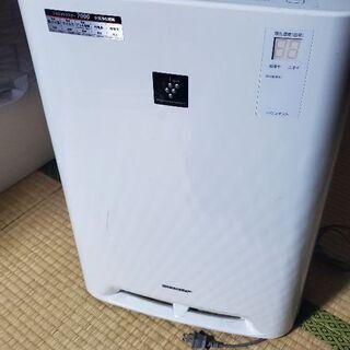 【ネット決済】SHARP 加湿空気清浄機