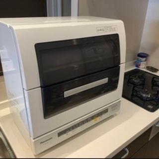 【ネット決済・配送可】Panasonic NP-TR7 食洗機