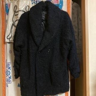 黒 ハーフコート