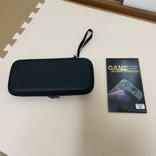 switch ケース 未使用 保護フィルム付