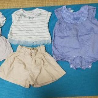 ベビー服(70~80) まとめ売りH&M,赤ちゃん本舗