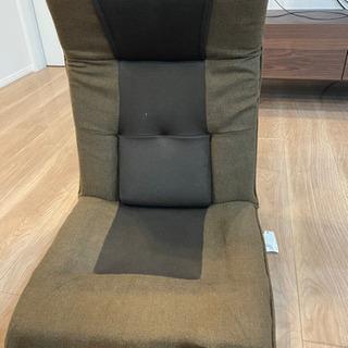 4ヶ月のみ使用 リクライニング座椅子