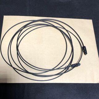 光 デジタル オーディオ ケーブル 3m 角型⇔角型 動作…