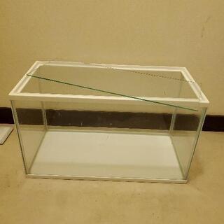 GEX 水槽 ガラス蓋つき